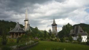 Klosteranlage in der Maramures