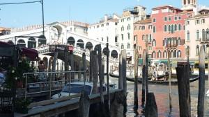 Venedig, Rialto Bücke