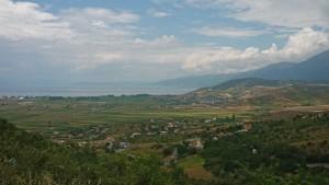 Der Ohrid See