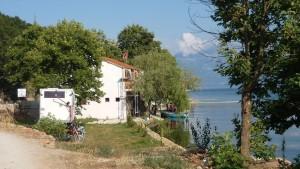 Stellplatz am Ohridsee