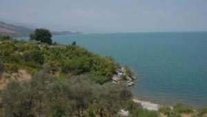Skadasko See Südseite