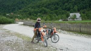 Motorradtrip Vermosh