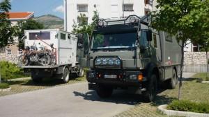 Begegnung in Mostar