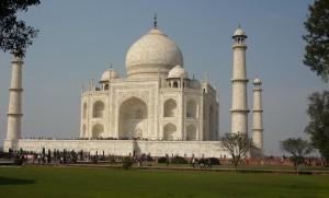 Taj Mahal-