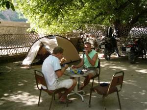 Camping bei Aroumd