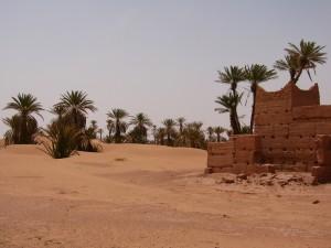 südlichster Punkt der Reise, Mhamid