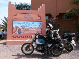 wir fahren nicht von Zagora nach Timbuktou