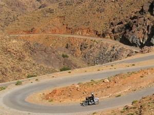Richtung Ait Mansour