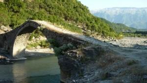 Brücke von Permet