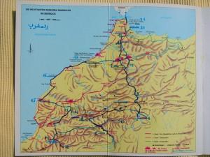Marion_marokko_karte Route