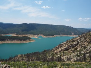 Embalse de Banageber