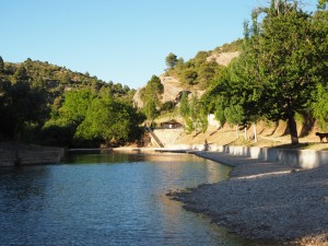 Matarranyas Naturschwimmbad