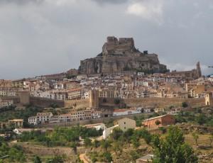 Morella Festung
