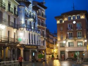 Teruel Altstadt