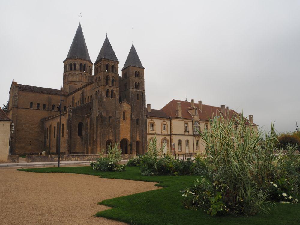Kirche Paray le Monial