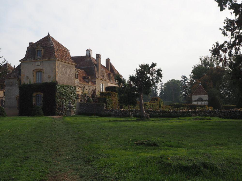 Chateau im Brionnais