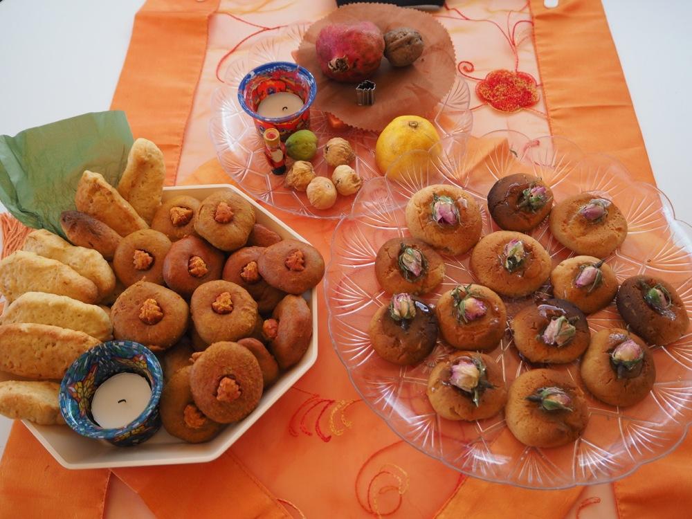 Kekse zum dritten Advent